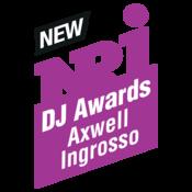 NRJ DJ AWARDS AXWELL INGROSSO
